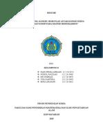 Analisis Karakteristik Materi Hidrokarbon