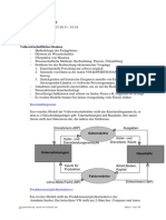Makrooekonomie I Zusammenfassung Mankiw WS 2002 (Powered by Raute Wirtschaft)