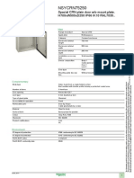 1697417 Specifications Sheet