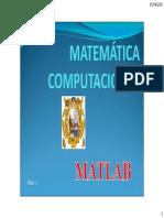 CLASE 2 Matlab