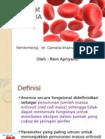 Tutorial Anemia
