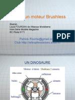 Choix Moteur Brushless