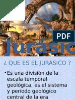 Dinosaurio Del Jurásico