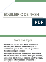 Equilibrio de Nash