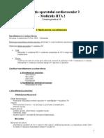 Lucrare Practica 16 - Medicatia Aparatului Cardiovascular 2 - Medicatia HTA 2