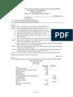 ICMA Questions Apr 2011