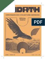 Kadath Chroniques Des Civilisations Disparues - 016