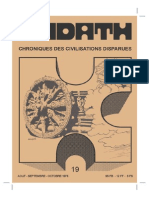 Kadath Chroniques Des Civilisations Disparues - 019