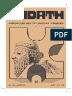 Kadath Chroniques Des Civilisations Disparues - 018