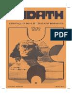 Kadath Chroniques Des Civilisations Disparues - 081