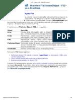 FSO - Tratando Drives, Diretórios e Arquivos