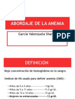 Anemia A