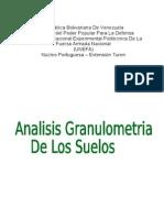 GRANULOMETRÍA DE LOS SUELOS