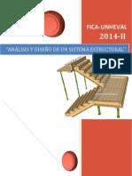 Trabajo de Análisis Estructural Final Verano