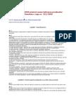 Legea 321din2009