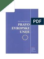 Pravo Evropske Unije - Knjiga