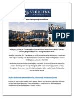 Canadian Visa Consultation Service