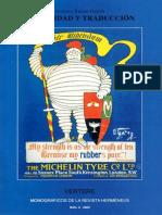 Publicidad y Traducción, Bueno. 2000