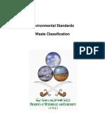 En EnvStand9 Waste Classification