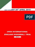 2015 England Lions Trial Application Form