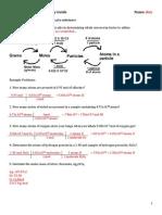 the mole study guide answers