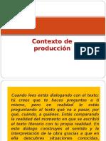 Contexto de Producción
