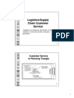 Logistics Customer adasService