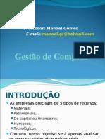GESTÃO DE COMPRAS.ppt