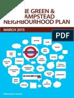 West Hampstead & Fortune Green Neighbourhood Development Plan