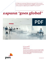Informe Espana Goes Global