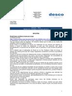 Noticias - News 30-31-Ene-10 RWI-DESCO