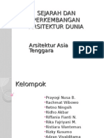 Arsitektur Asia Tenggara