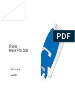 SP Network Printer Guide B Sep 2004