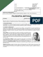 Filosofía+Antigua