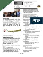 The Boarder April 14, 2015 Community