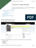 Multimedia Slideshow User Manual