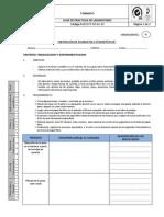 Praxis 3 Obtención de Pigmentos Fotosintéticos