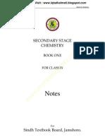 Chemisty Notes Class 9 Ix (Iqbalkalmati.blogspot.com)