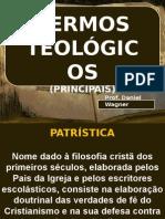 Definição Dos Principais Termos Teológicos