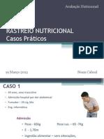 2ª TP Rastreio Nutricional 19Março