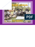 Training and Teaching Manual