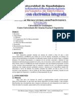 Manejo Del Microcontrolador Por Internet