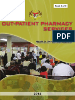 Outpatient Pharmacy Logbook for PRP