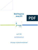 Finlight Research - Market Perspectives - Jan 2015