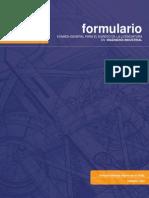 Formulario deL EGEL- INGENIERIA INDUSTRIAL