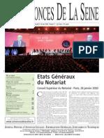Edition Du Lundi 1 Fevrier 2010 - 7