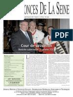 Edition Du Lundi 10 Janvier 2011 - 2