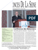 Edition Du Lundi 25 Janvier 2010 - 5