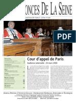 Edition Du Lundi 29 Mars 2010 - 17
