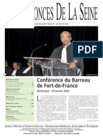 Edition Du Lundi 22 Mars 2010 - 16